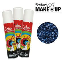 Glitter-Haar-Spray, 75ml, Glitter-Blau