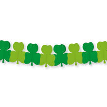 Girlande Happy St. Patricks Day, 3 m