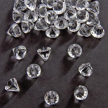Streuteile Diamanten, 28 g, 12x12mm