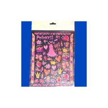 SALE Sticker Glitter Princess