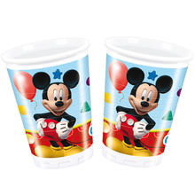 Becher Playful Mickey, 200 ml, 8 Stk.