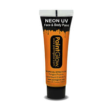 Schminke Paint Glow UV, orange, 10g
