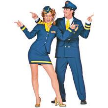 Kostüm Pilot