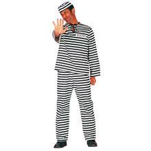 Gefängnis Kostüm