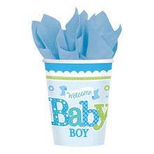 NEU Becher Welcome Little One Boy, 267 ml, 8 Stk.