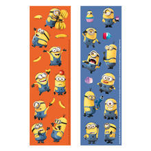 SALE Sticker-Set Minions, 8 Stück