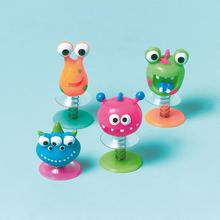 Figuren Monster Pop-Ups, 12 Stk.