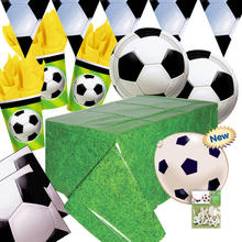 NEU Party-Set-Premium f�r 16 G�ste Fu�ball