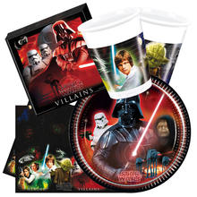 NEU Party-Set-Basic f�r 16 G�ste Star Wars
