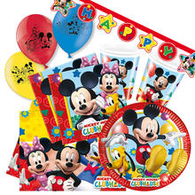 Party-Set-Premium für 8 Gäste Playful Mickey