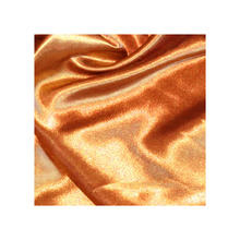 SALE Satin, orange, Breite 150 cm, 1 Meter