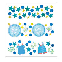 Konfetti Shower Baby Boy, 35 g