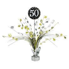 50. Geburtstag Deko