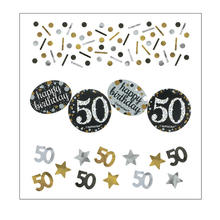 Konfetti Happy Birthday Sparkling 50, 34 g