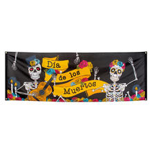 Banner Day of the Dead, 74x220 cm