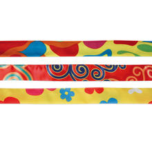 Hippie-Stirnband, sortierte Designs