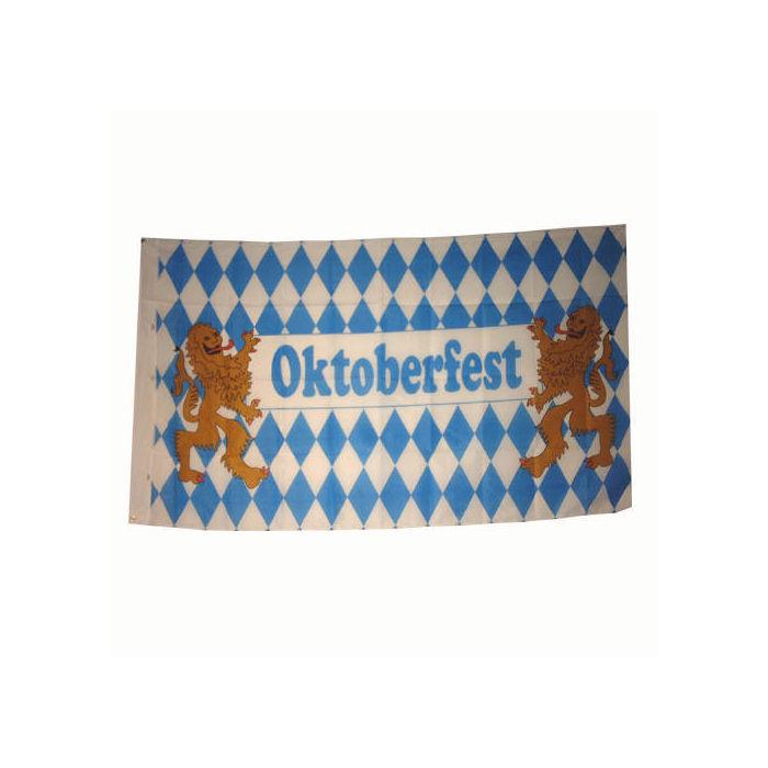 Flagge bayern oktoberfest 90x150 cm dekoration deko for Oktoberfest dekoration