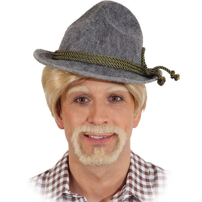 Blond bart Bart Chilton